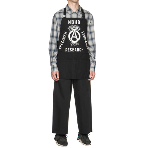 NEIGHBORHOOD SRL . Tools / C-Apron Black