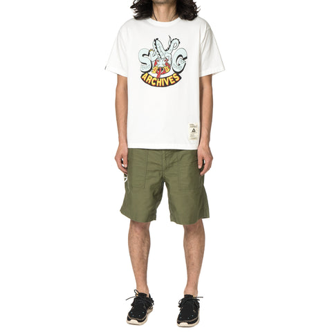 neighborhood SVG Archives Dragon / C-Tee . SS White