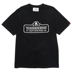 NEIGHBORHOOD T.N.T. / C-TEE . SS Black