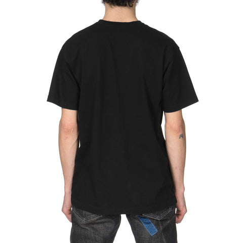 NEIGHBORHOOD Unity / C-Tee . SS Black