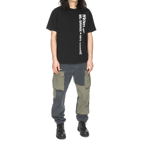 haven x NEIGHBORHOOD / C-TEE . SS Black