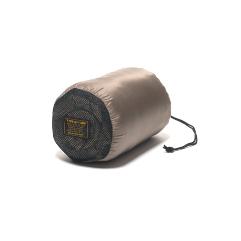NEIGHBORHOOD x NANGA NHNN . Schlaf / N-Sleeping Bag Khaki