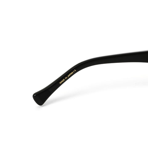 """Nelson"" Sunglasses Black / Silver"