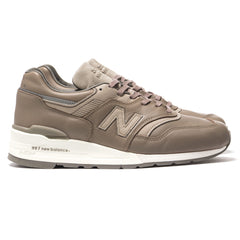New Balance x Horween Leather Co. M997BKR