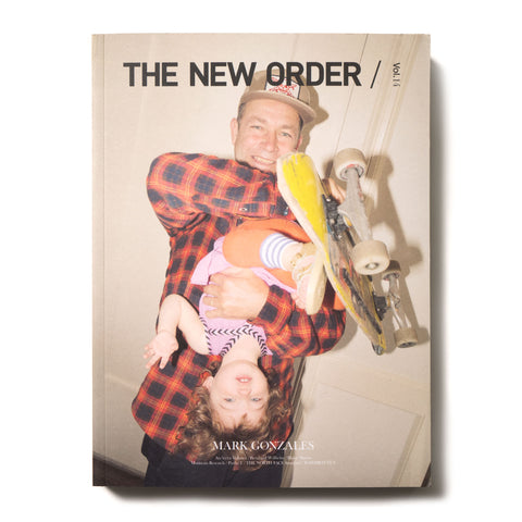 The New Order Magazine Vol. 14 Mark Gonzales