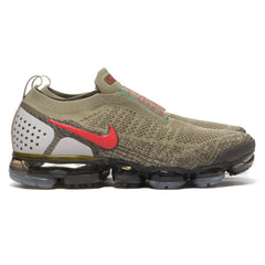 nike Air Vapormax FK Moc 2 Neutral Olive/Red