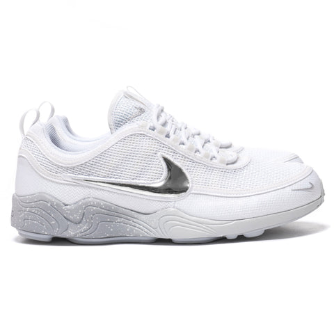 Nike Air Zoom Spiridon White/White-Wolf Gray
