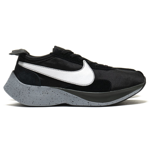 nike Moon Racer Black/White-Gray