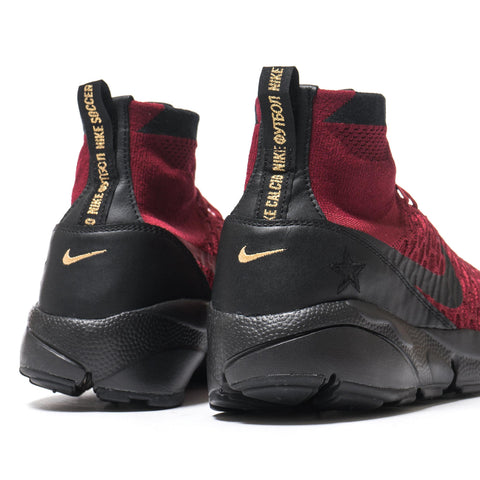nike Air Footscape Magista Flyknit FC Team Red