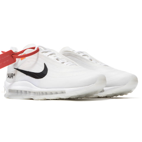 2018 Off White X Nike Air Max 90 Ice Free Shipping