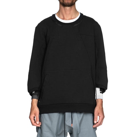 ACG Fleece Top Black