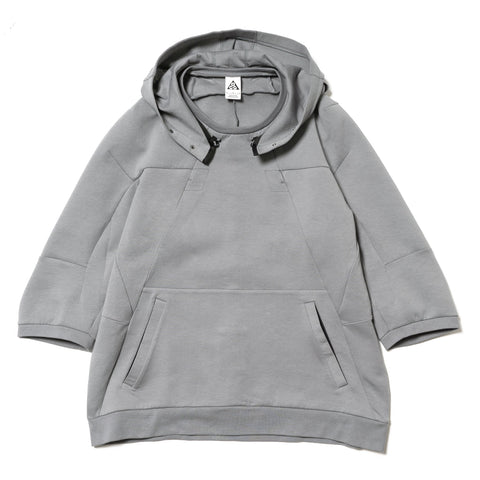 NikeLab ACG Fleece Top Cool Gray