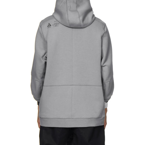 NikeLab ACG Fleece Top Cool Gray, Sweaters