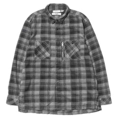 nonnative x HAVEN Adventurer Shirt Cotton Flannel Print Check VW