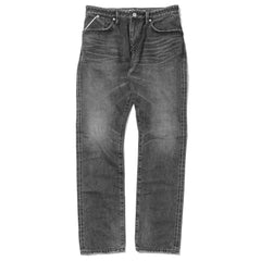 "nonnative x HAVEN Dweller 5P Jeans Usual Fit Cotton 13oz Selvedge Denim VW ""Russell"" Black"
