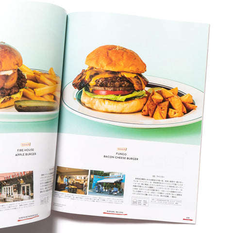popeye magazine September 2018 Issue 857 -Burger And...-