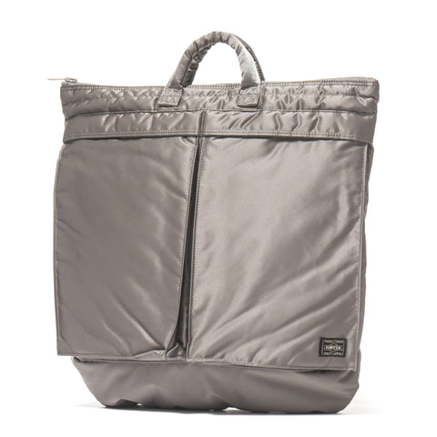 Tanker 2Way Helmet Bag Silver Gray – HAVEN c8c6fabc9d645