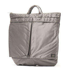 PORTER Tanker 2Way Helmet Bag Silver Gray