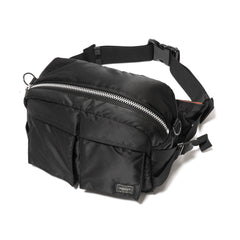 PORTER Tanker 2Way Waist Bag Black