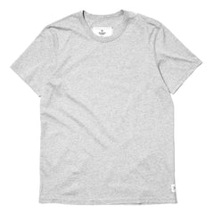 Reigning Champ Core Cotton Jersey SS Crewneck Tee H.Gray