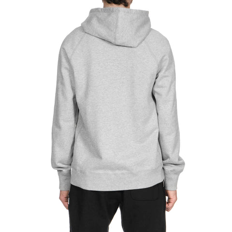 Reigning Champ Core Midweight Terry Full Zip Hoodie H. Gray