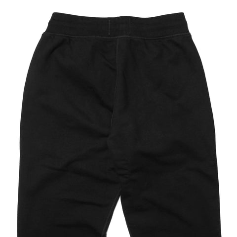 Reigning Champ Core Midweight Terry Sweatpant Black