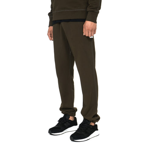 Reigning Champ Core Midweight Terry Sweatpant Olive