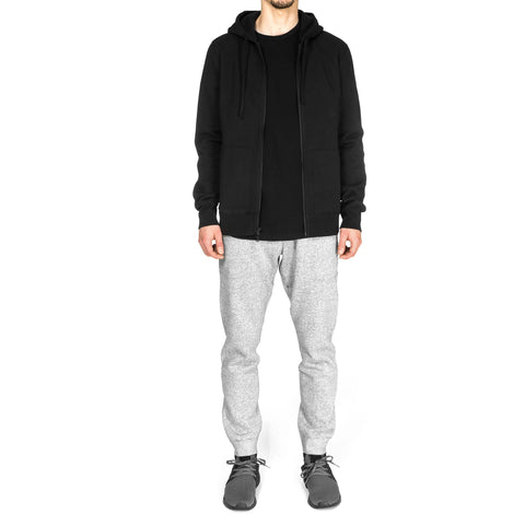 reigning champ Heavyweight Terry Full Zip Hoodie Black