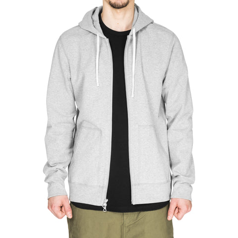 reigning champ Heavyweight Terry Full Zip Hoodie H.gray