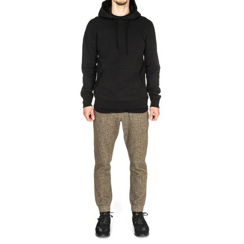 reigning champ reigning champ Heavyweight Terry Pullover Hoodie E.Charcoal