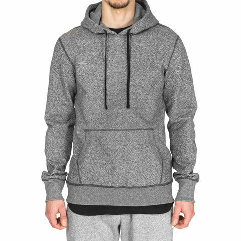 reigning champ Heavyweight Terry Pullover Hoodie E.Charcoal