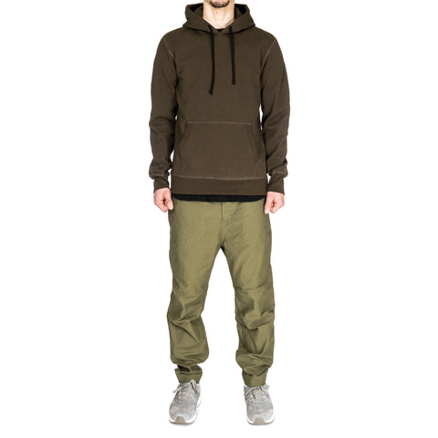 reigning champ Heavyweight Terry Pullover Hoodie Olive