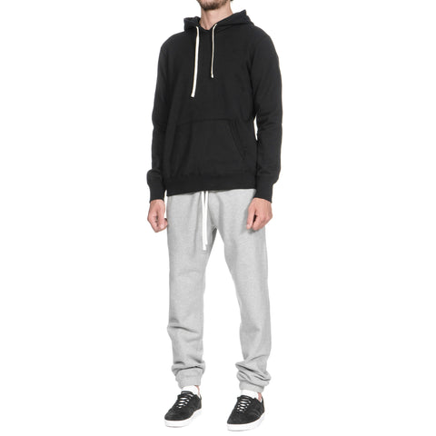 Reigning Champ Knit Midweight Terry Cuffed Sweatpant H. Gray