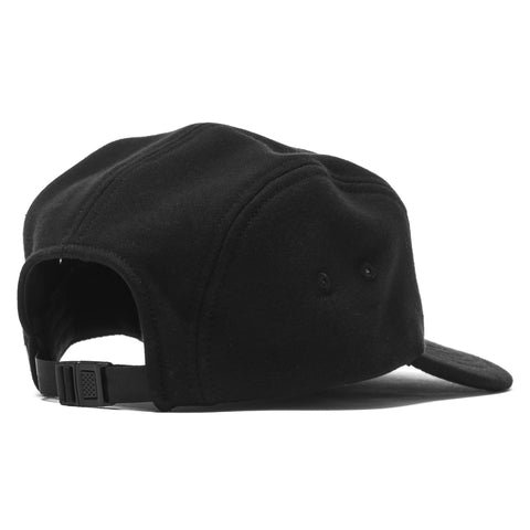 Reigning Champ Midweight Terry 5-Panel Cap Black