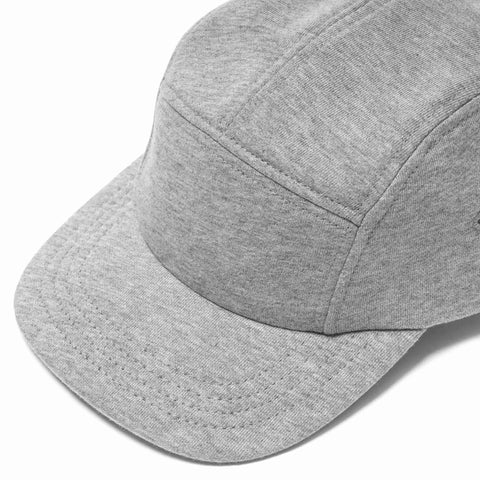 Reigning Champ Midweight Terry 5-Panel Cap H.Grey