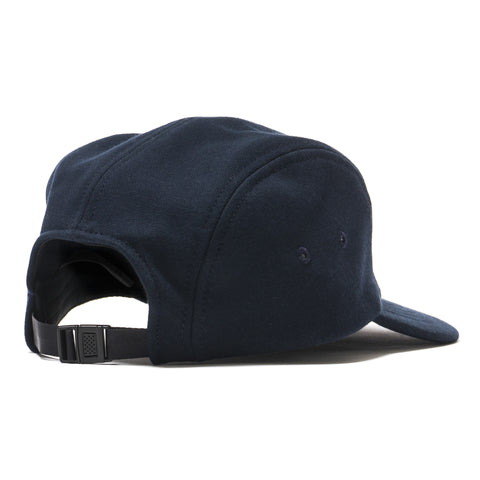 Reigning Champ Midweight Terry 5 Panel Cap Navy
