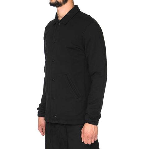 Reigning Champ Midweight Terry Coach's Jacket Black