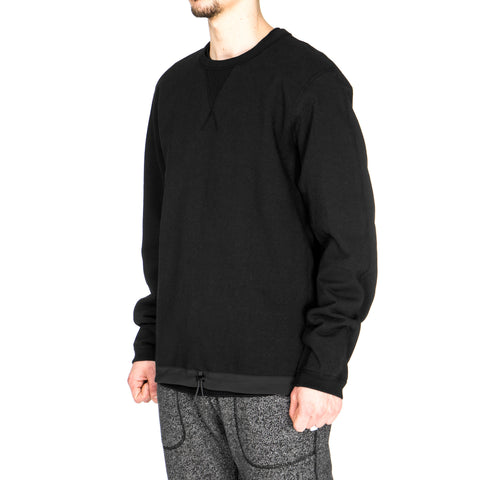 reigning champ Sea to Sky Hybrid Heavyweight Terry LS Crewneck