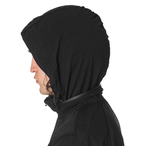 Reigning Champ Sea to Sky Stretch Nylon Stow Away Hood Jacket