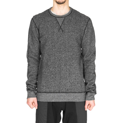 reigning champ Tiger Fleece LS Crewneck black