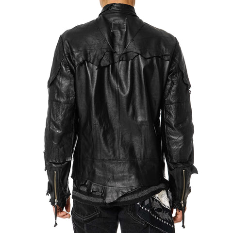 TAKAHIROMIYASHITA The Soloist Rough Out Riders Jacket