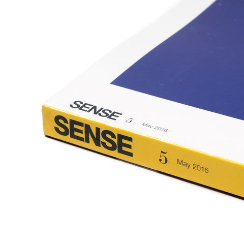 SENSE Magazine No.05 May 2016