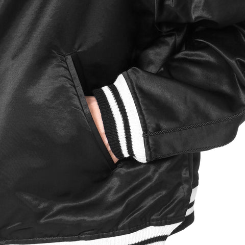 SOPHNET. Reversible Souvenir Jacket Black