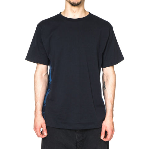SOPHNEt. Side Panel Tee Navy