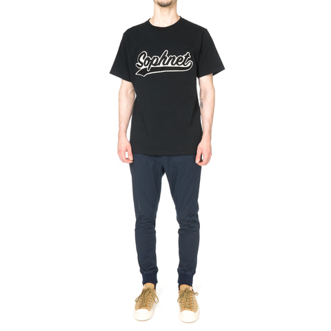 SOPHNET. Tail Logo Tee Black