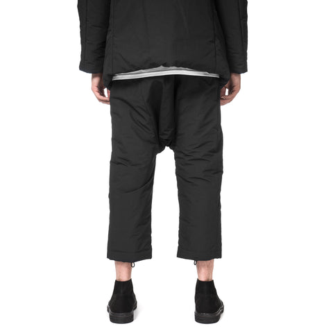 Sasquatchfabrix. Insulation Sarrouel Pant Black