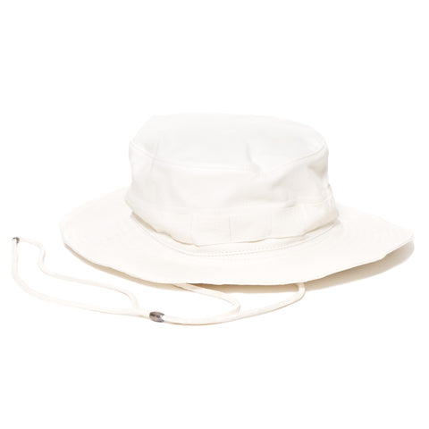 Sasquatchfabrix. Pig Leather Hat White