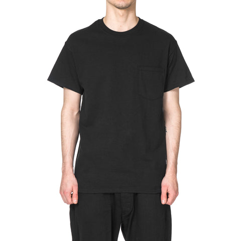 x HAVEN Kamon Tee Black