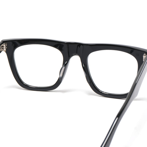 shady character Alpha Optical Black/Clear
