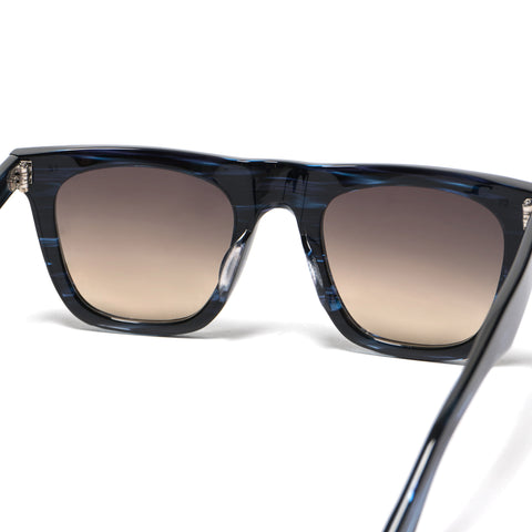 shady character Alpha Sunglasses Blue/Gray